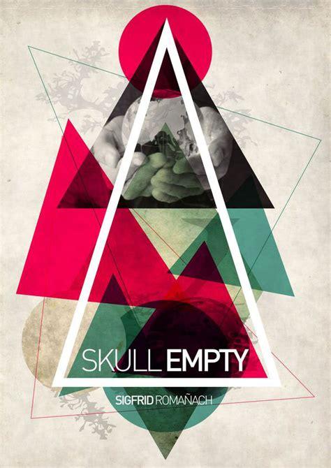 graphic design posters 35 amazing geometric poster designs web graphic design