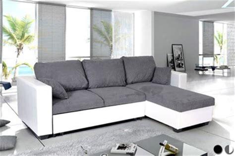 ou trouver un canapé d angle pas cher canapé d 39 angle luvio pas cher à 449 90 au lieu de 799