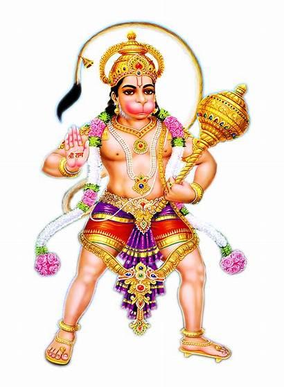 Hanuman Transparent Warrior Indian Lord Pluspng Anjaneya