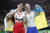 """King Kōhei"" Uchimura becomes first man to retain Olympic ..."