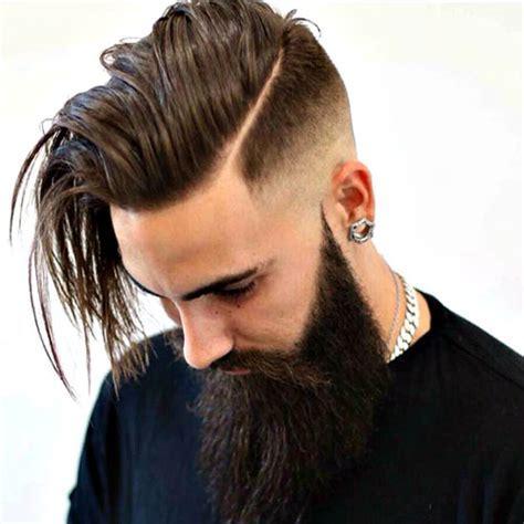 The Hard Part Haircut   Men's Hairstyles   Haircuts 2018