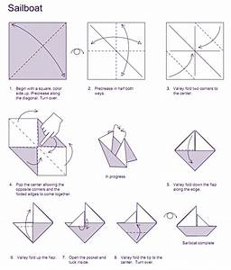 Image Result For Origami Sailboat