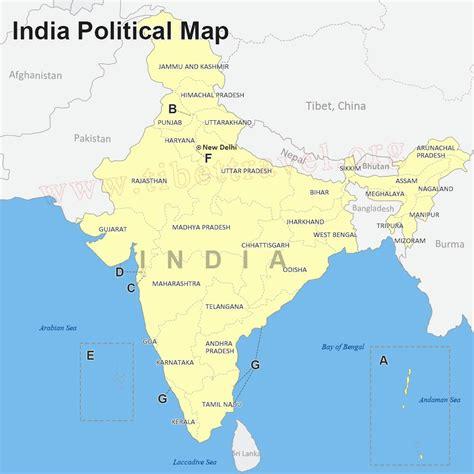 Map Of India And Nepal, Nepal India Border Map, India