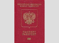 Passeport russe — Wikipédia