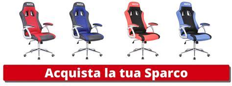 Poltrone Da Ufficio Sparco, Eccellenza Italiana