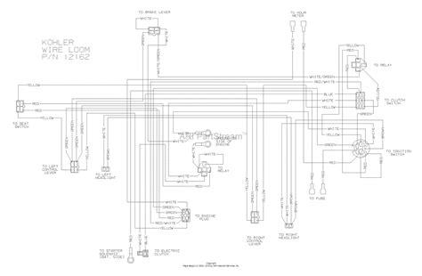 Dixon Silver Tip Parts Diagram For Wiring Kohler