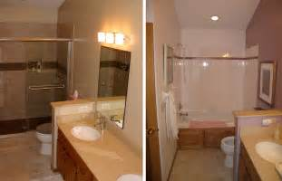 bathroom remodeling ideas before and after small bathroom renovations before and after http lanewstalk com best decorations for small