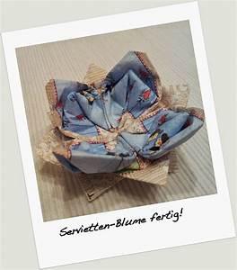 Servietten Blumen Falten : servietten blumen falten cupcake hexerl ~ Watch28wear.com Haus und Dekorationen
