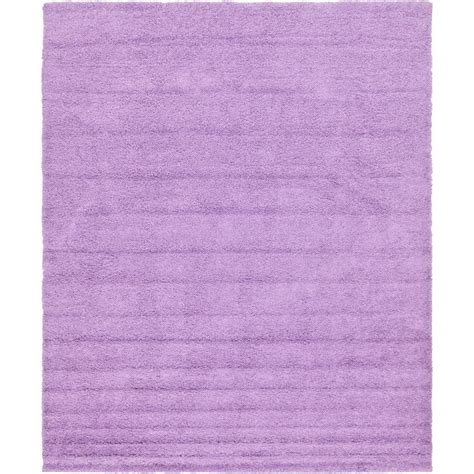 lilac area rug unique loom solid shag lilac 12 ft x 15 ft area rug 3793