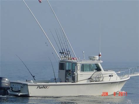 Parker Boats Orlando by Parker Boats Logo