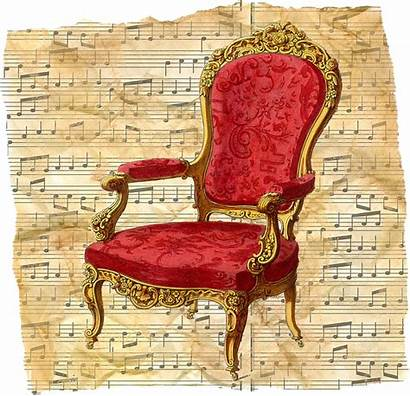 Chair Sheet Illustration Pixabay