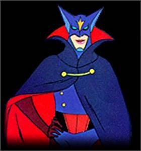 Live-Action Battle of the Planets Zoltar Unmasked - Pics ...