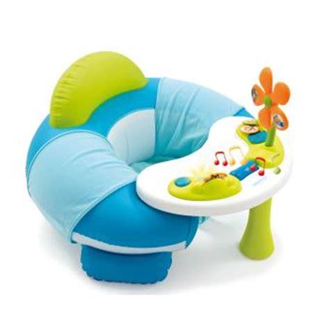 siege gonflable cotoons siège gonflable smoby cotoons cosy seat bleu jeu d 39 éveil