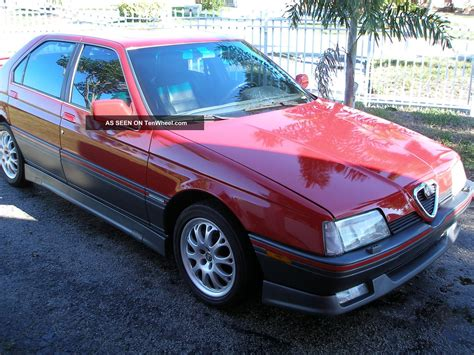Alfa Romeo 164s by 1991 Alfa Romeo 164s