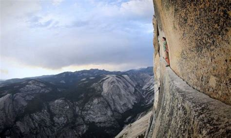 Interview with Alex Honnold About Climbing a Skyscraper
