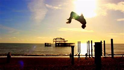 Parkour Wallpapers Running Freestyle Awesome Wallpapersafari