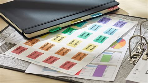 removable printable tabs avery