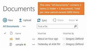 How to overcome sharepoint 5000 item limit threshold for Document library threshold sharepoint