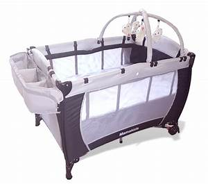 BRAND NEW Baby Travel Cot Portable Portacot Foldable ...