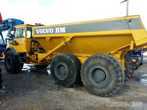 Volvo Articulated Dump Truck by Volvo A25 Articulated Dump Truck Adt Mascus Uk