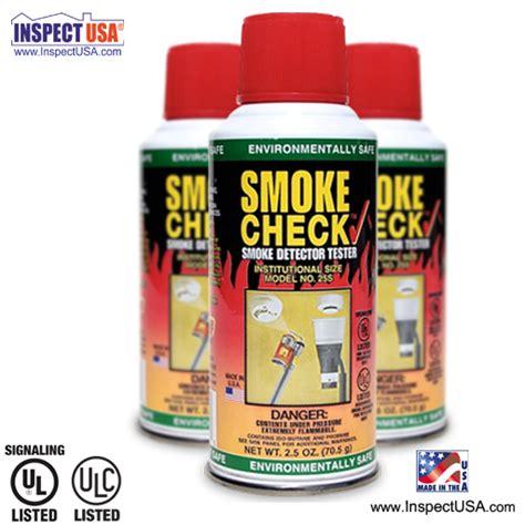 water leak detector inspectusa com 2 5oz smoke check canned smoke 25s 300