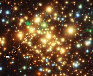 Astronomers Discover Ionized Nebula around Largest Star in ...