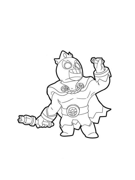We would like to show you a description here but the site won't allow us. Free El Primo Brawl Stars coloring pages. Download and print El Primo Brawl Stars coloring pages