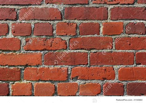 picture   red brick wall
