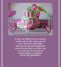 Mensagem De Feliz Aniversario Para Amiga