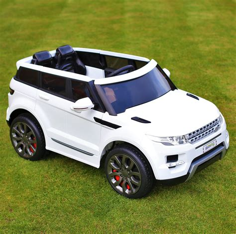 white range rover sport maxi range rover hse sport style 12v electric battery ride