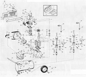 Campbell Hausfeld Vt6104 Parts Diagram For Air