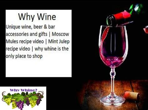 Unique Bar Accessories by Ppt Unique Wine Bar Accessories And Gifts Why