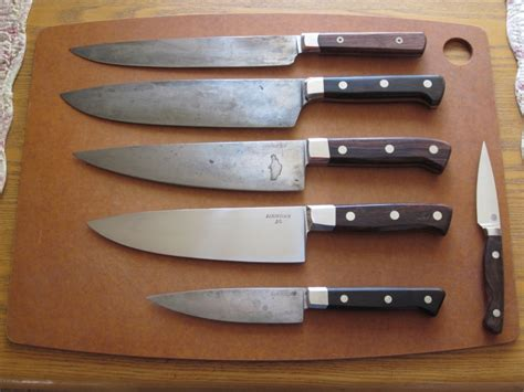 pictures of kitchen knives a beginner 39 s guide to buying custom kitchen knives