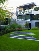 Modern House Beautiful Terrace And Landscape Dise O De Interiores Arquitectura Casa Contempor Nea Con Hermoso