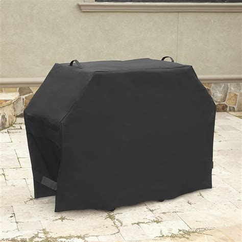 kenmore black grill cover 65 quot x 26 quot x 46 quot limited