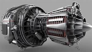 How Jet Engine Work   Animation Video