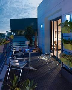 Lampe Solaire Terrasse : applique solaire blooma kappa lampe poser solaire blooma ~ Edinachiropracticcenter.com Idées de Décoration