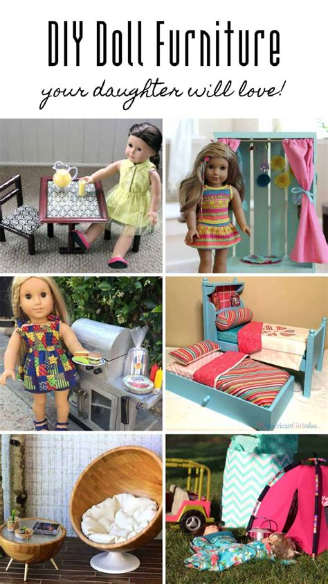 diy american girl furniture projects thatll save