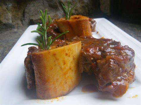 cuisiner du jarret de boeuf recettes de jarret de boeuf en sauce les recettes les