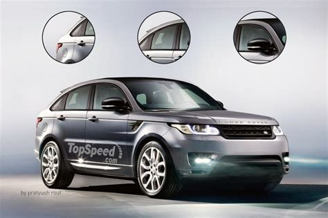 Land Rover Range Sport Coupe Top Speed