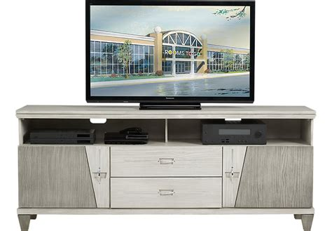 argento gray 80 in console tv stands colors