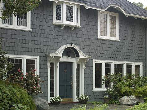 Beautiful Exterior Paint Palettes