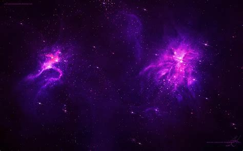 Hd Nebula Stars Space Bokeh 1080p Wallpaper