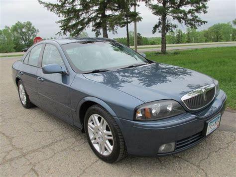 2005 Lincoln Ls Sport 4dr Sedan V8 In Shakopee Mn Buy