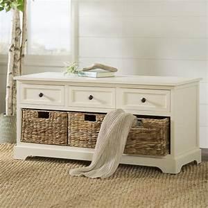 Ardina, Wood, Storage, Entryway, Bench, U0026, Reviews