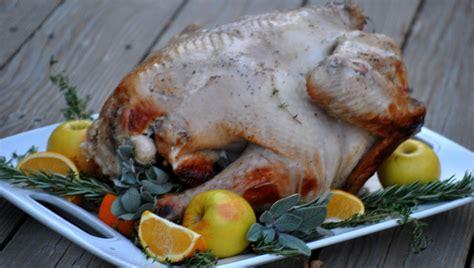 turkey brine recipe cider brined turkey recipe dishmaps