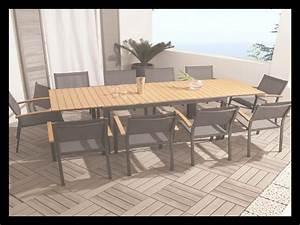 Table De Jardin Super U : ensemble table et chaise de jardin super u archives ~ Dailycaller-alerts.com Idées de Décoration