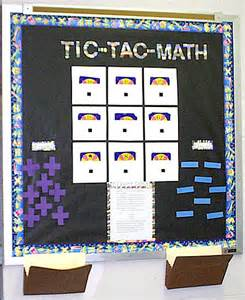 6th Grade Math Interactive Bulletin Boards