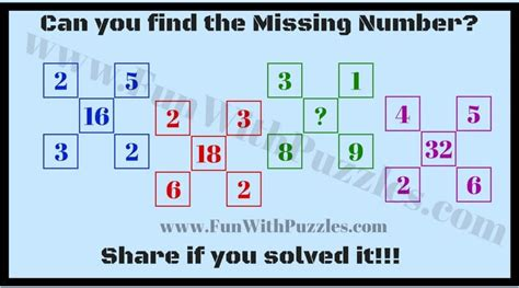 math brain teasers with answers fun with puzzles