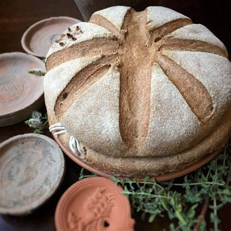 The ancient roman cookbook, apicius, is full of these sorts of recipes. Taste the history of ancient Rome with this recipe for ancient Pompeiian bread.   Roman food ...